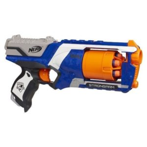 A GIANT family Nerf gun battle is coming to Greater Manchester